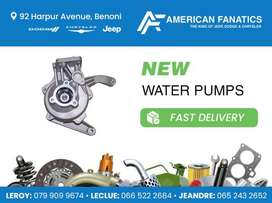 We sell new & used Water Pump for Jeep - Dodge - Chrysler
