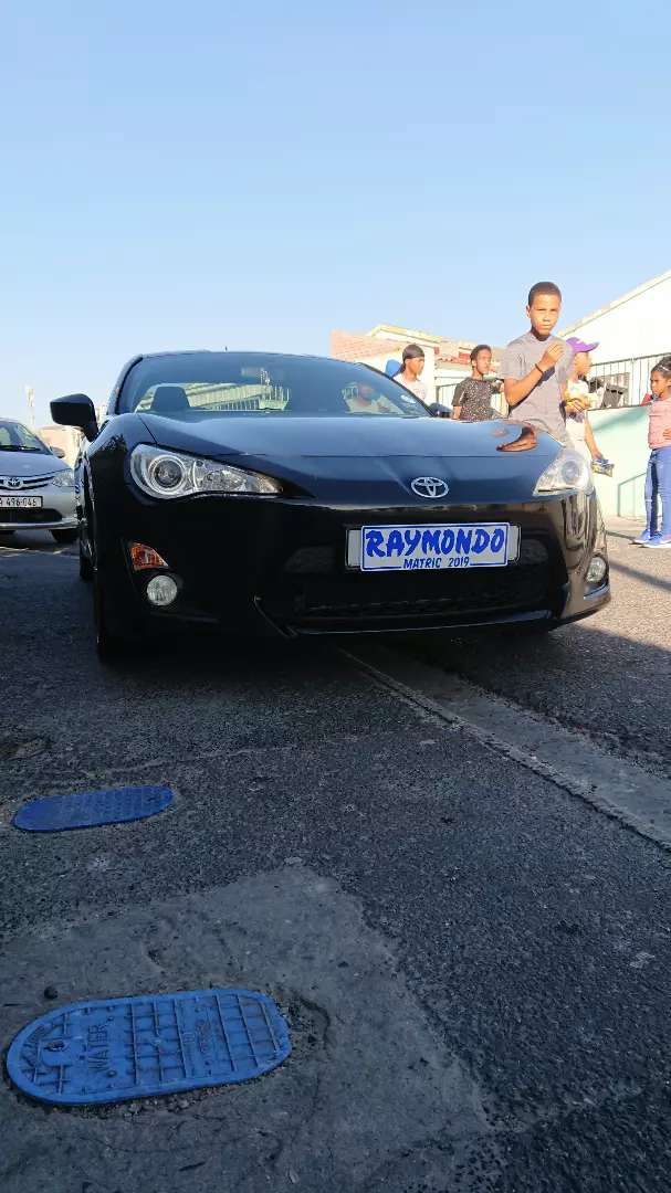 Toyota GT86 matric ball car hire 0