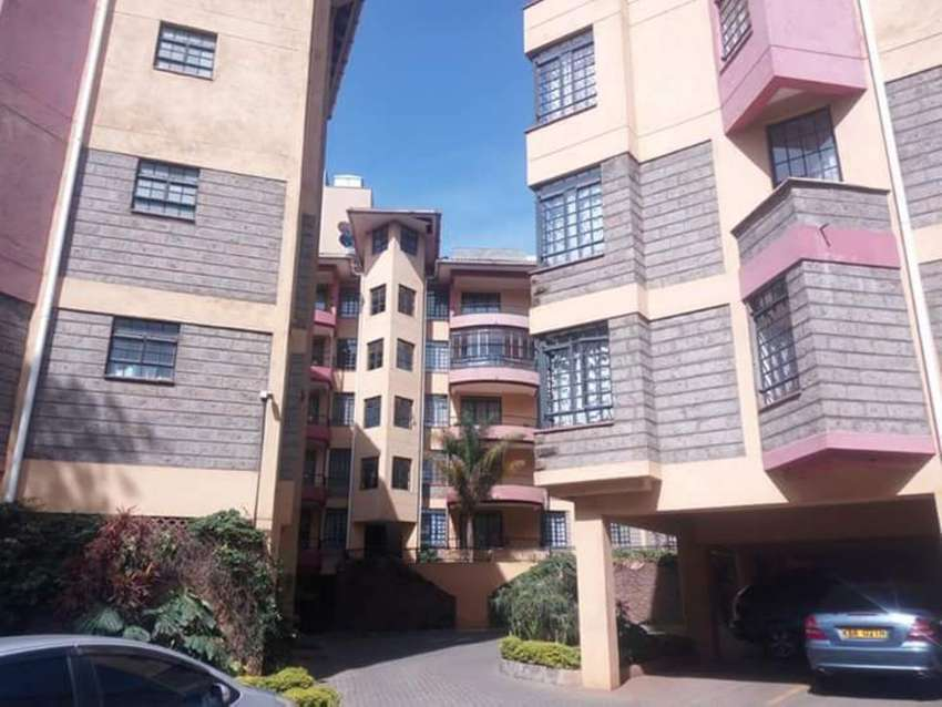 To let bedstter furnished available at kileleshwa Nairobi 0