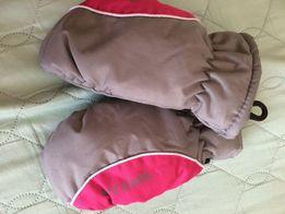 Краги рукавицы перчатки новые