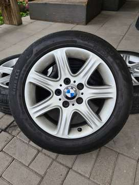 16 inch used BMW Wheels and Tyres for Sale