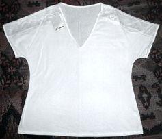 Новая женская футболка р.48