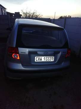 Hyundai Getz for sale or to swap.