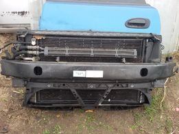 экран телевизор радиатор рамка вентилятор фаэтон Volkswagen Phaeton