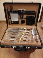 Набор ножей и стейковых приборов Bachmayer Solingen(24 предмета)