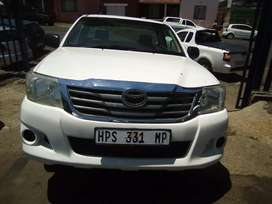 2015 Toyota Hilux Single Cable 2.7 Vvti