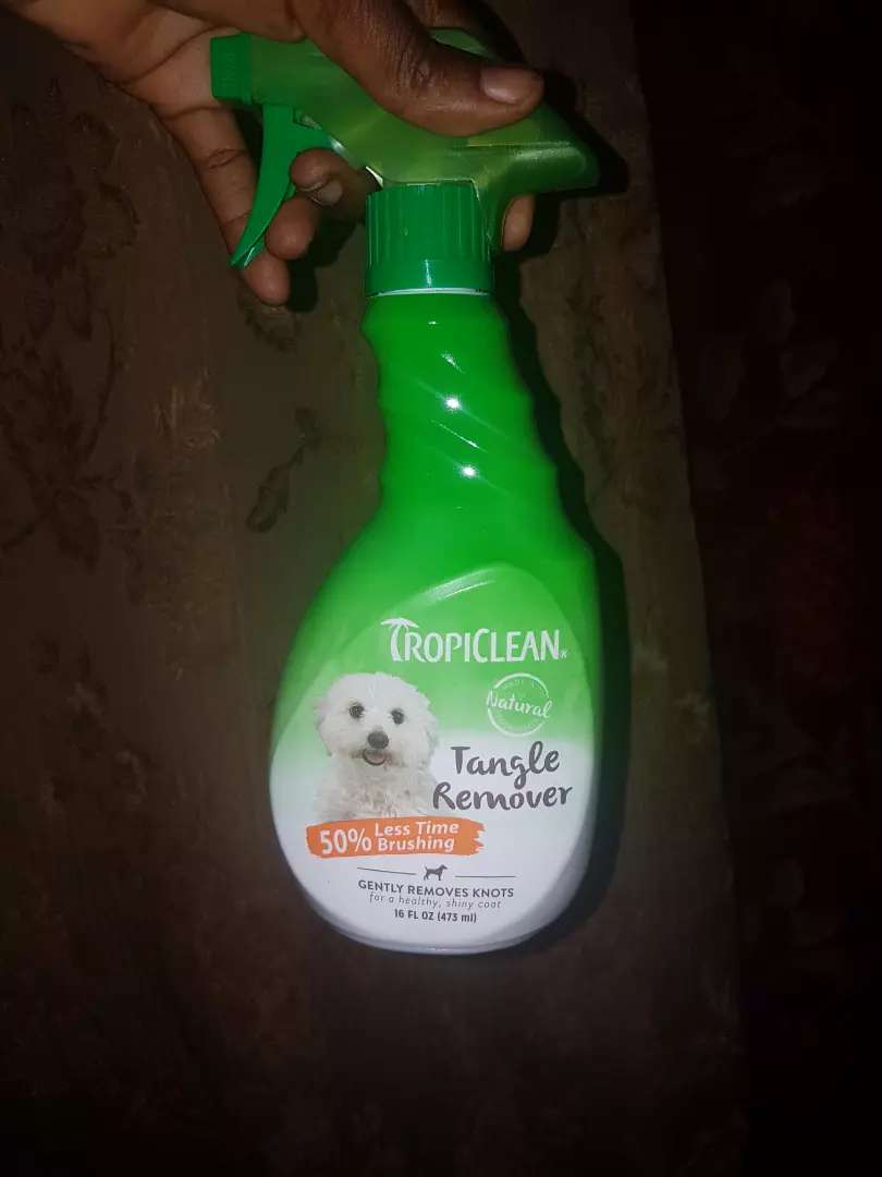 Tropiclean Tangle Remover For Dogs 0