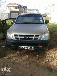 Quick sale! Isuzu Dmax pick up KBJ available at 1.1m asking! 0