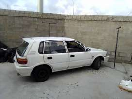 Toyota conquest licenced with papers