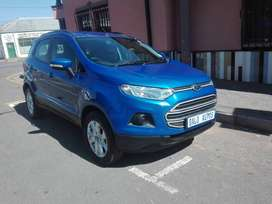 2013 Ford EcoSport (Ecoboost) 1.0 Trend