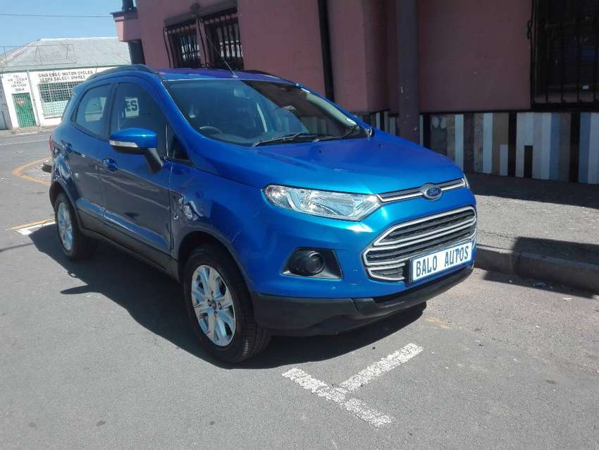 2013 Ford EcoSport (Ecoboost) 1.0 Trend 0
