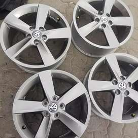 Mag wheel for VW GT size R16