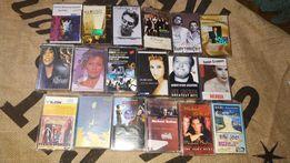 Аудио кассеты лицензия 60 грн каждая.рок,блюз см фото