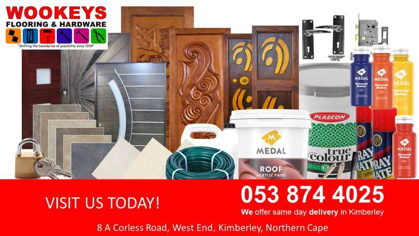 Tile and hardware business for sale 0