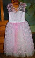 Платье красивое выпускное
