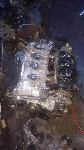 Mazda 3 or ford focus 1.6 Z6 engine for sale