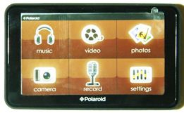 Цифровой плеер Polaroid PMP501C-4 4 GB 5-inch Touchscreen