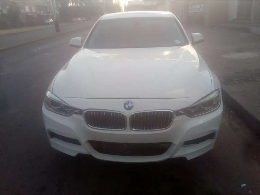 BMW F30 316I AUTO IN GOOD RUNNING CONDITION FOR SALE 0