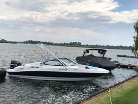 2017 Sensation SX Boat