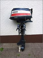 Silnik zabyrtowy Yamaha 5BS stopa S 2- suw części