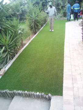 We do fix and supply of Artificial grass and paving around Western Cap
