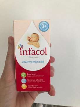 Infacol effective colic relief