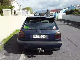 Golf 3 batman roofwing