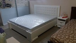 Кровать деревянная Амбер 180