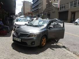 Toyota corolla 1.6 model 2011 for Sell