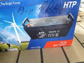 12V100AH HTP Solar Battery for only R1900 Free delivery