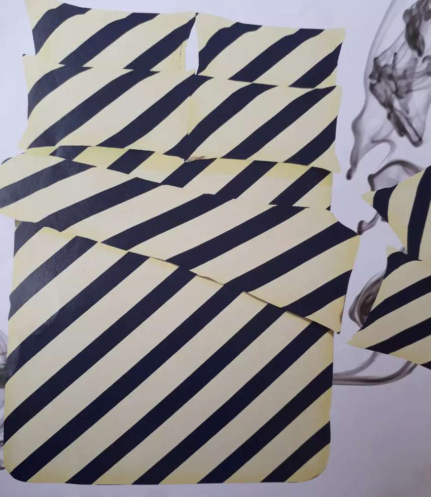 Stripe yellow 0