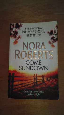 Novel by Nora Roberts - Come Sundown