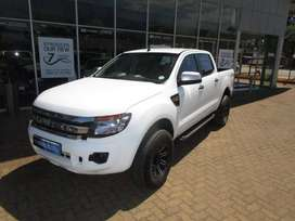 For Sale  2014 FORD RANGER 2.2TDCi XLS 4X4 PU/D/C