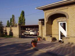 завод по производству кирпича и тротуарной плитки