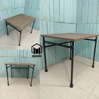 Стол №1 Loft мебель лофт industrial иделия из труб makara