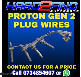 PROTON GEN 2 PLUG WIRES  CONTACT US FOR A PRICE