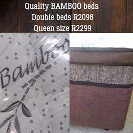 Quality BAMBOO beds
