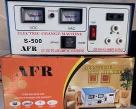 Inverter with Battery Charger