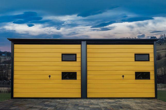Garaż blaszany 6x6m Grafit |Garaże blaszane| Wzmocniony Raciechowice - image 4
