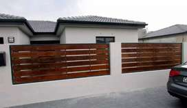 POLYPLANKS, NUTEC, WOODEN SLIDING GATES AND FENCING