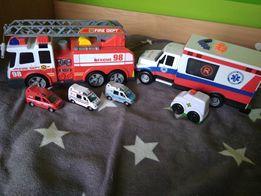 Pojazdy ratownicze duże