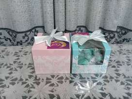 Christmas or year end gift boxes