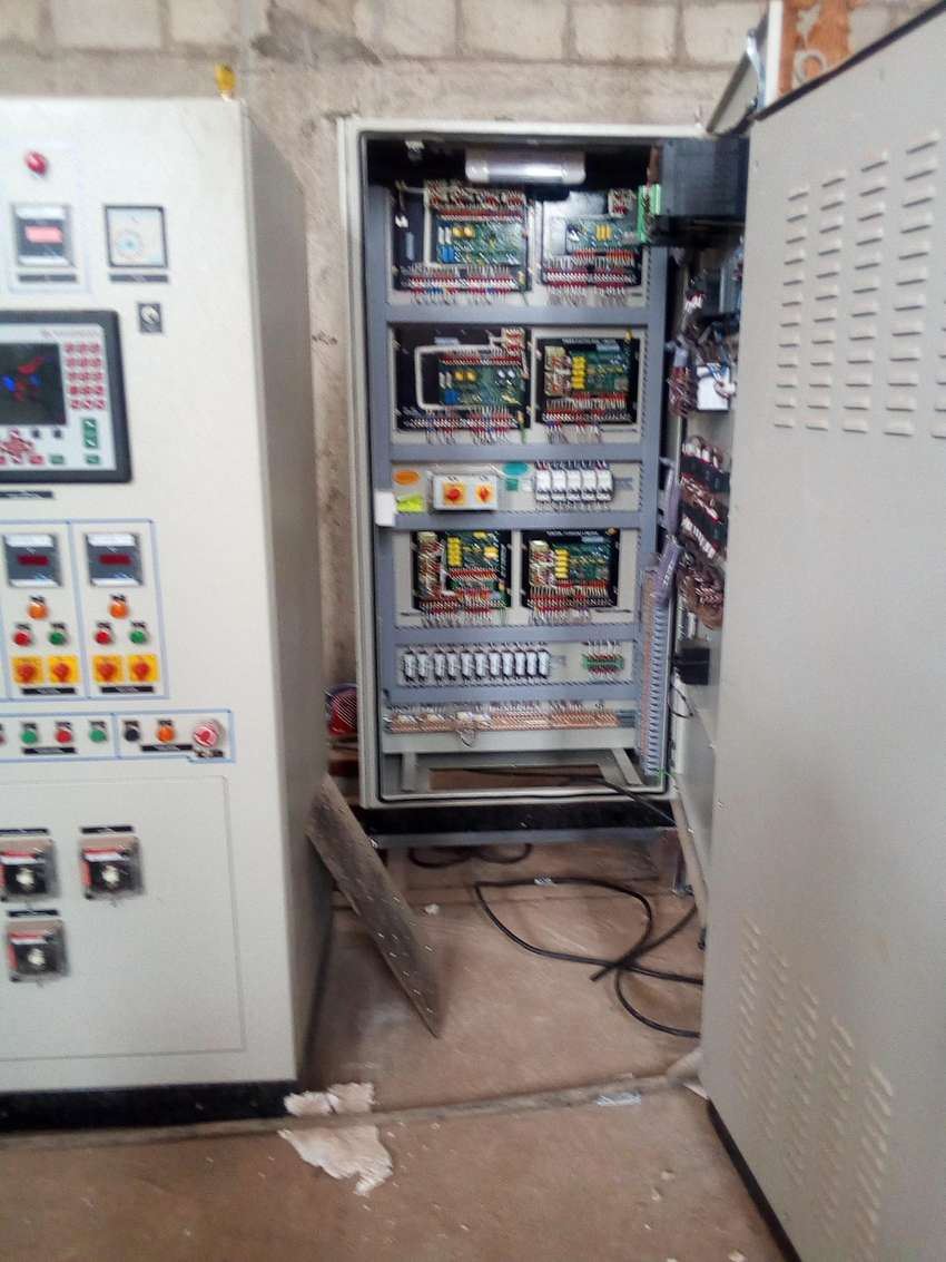 All industrial Automatic systems and controls 0