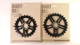 Dartmoor - zębatki STAR czarne