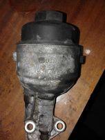 корпус масляного фильтра шкода фабия 1.2 бензин