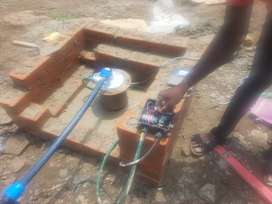 Borehole drilling and pumps and all house renovations