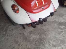 vw beetle for sell running on road project kar