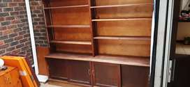 Solid wood cabinet 2.3m