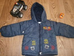 Куртка демисезонная, курточка весенняя, осенняя на флисе