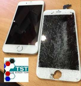 apple iphone screens replacement